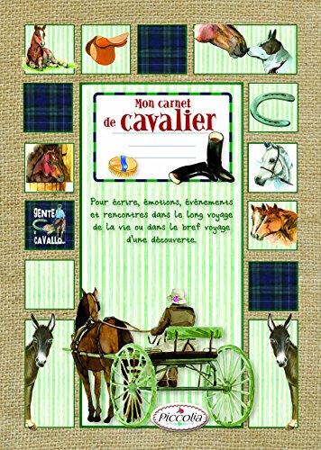 Mon carnet de cavalier