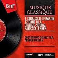 J. Strauss II: Le baron tzigane & La chauve-souris, pages célèbres (Mono Version)