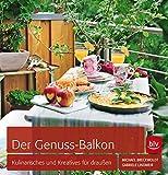 Der Genuss-Balkon: Kulinarisches und Kreatives für draußen