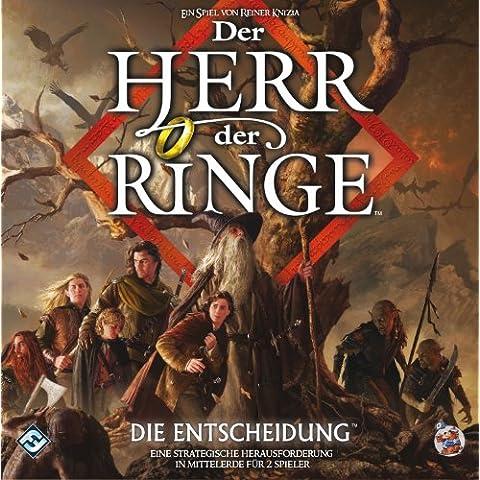Heidelberger Spieleverlag - Peluche Señor de los Anillos El señor de los anillos, para 2 jugadores (versión en alemán)