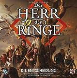 Heidelberger Spieleverlag HE495 - Il Signore degli Anelli: La Sfida, edizione Deluxe, Gioco di strategia [lingua tedesca]