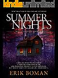 Summer Nights: A Different Scandinavian Crime Novel (Detective Lena Franke Series, Book #2)