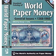 """""""Standard Catalog of"""" World Paper Money, General Issues: 1368-1960 (Standard Catalog of World Paper Money: Vol.2: General Issues (W/DVD ))"""