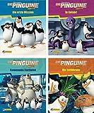 Nelson Mini-Bücher: 4er Dreamworks Die Pinguine aus Madagascar 1-4: 24 Mini-Bücher im Display
