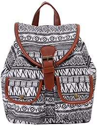 KAXIDY Femme Sac à Dos Loisir / Sac a Dos Scolaire College / Sac a Dos Multifonction / Cartables Filles College