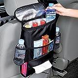 isoliert Auto Transporter SUV Rücksitz Organizer mit mehrere Taschen & Kühl Heiz Thermal Bag Isolierung Travel Tasche Autozubehör von one1x