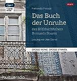 Das Buch der Unruhe des Hilfsbuchhalters Bernardo Soares (1 mp3-CD) - Fernando Pessoa