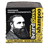 Professor Fuzzworthy's Beard SHAMPOO with All Natural Oils From Tasmania Australia - 125gm by Beauty and the Bees Tasmania