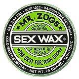 Mr Zogs Parafina–temperatura de agua fría, con aroma de coco, Aqua - Pineapple Scented