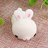 Kawaii Cute Bunny Rabbit Squishy Squeeze Healing Stress Reliever Toy Gift Decor Slow Hand Grips Muscle Power Training