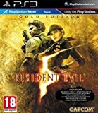 Resident Evil 5 - gold edition (jeu PS Move)