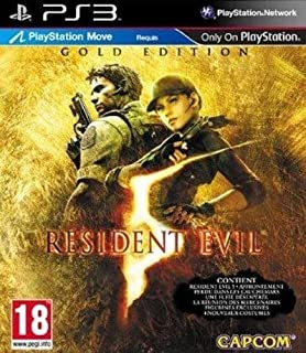 Resident Evil 5 - gold edition (jeu PS Move) (B003XIHPTK) | Amazon price tracker / tracking, Amazon price history charts, Amazon price watches, Amazon price drop alerts
