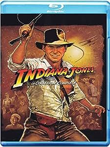 Indiana Jones - The Complete Adventures (Cofanetto 5 Blu-Ray)