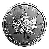1 OZ Silber Silver Münze 1 UNZE - Maple Leaf 2019
