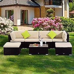 61lRjM3XloL. AC UL250 SR250,250  - Arreda il tuo giardino con i mobili più alla moda e di design