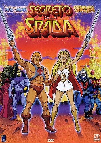 He-man & She-ra - Il segreto della spada [IT Import]