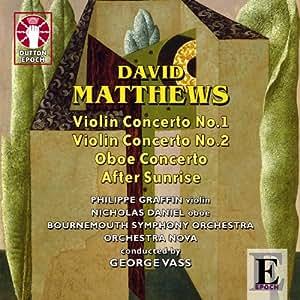 Violin Concerto Nos.1 & 2/Oboe [Import allemand]