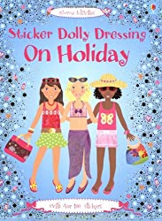 Holiday: Sticker Dolly Dressing