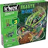 K'nex Beasts Alive Chompster Building Set, Multi Color