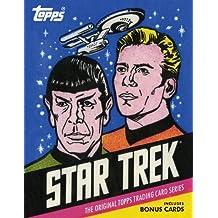 Star Trek: The Original Topps Trading Card Series by Paula M. Block (28-Sep-2013) Hardcover
