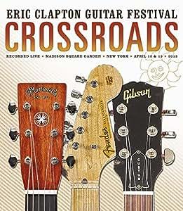 Eric Clapton Crossroads Guitar Festival 2013 2 Dvds