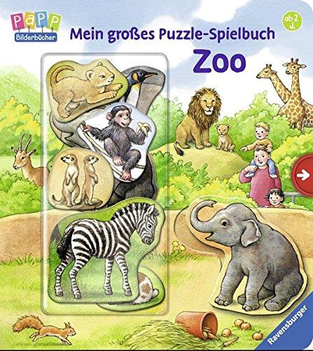 Spielbuch Zoo ()