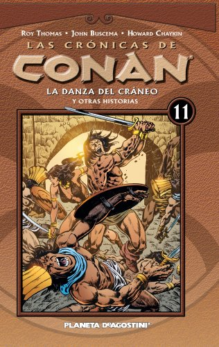 Las crónicas de Conan nº 11/34