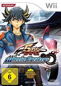 Yu-Gi-Oh! - 5D's Wheelie Breakers