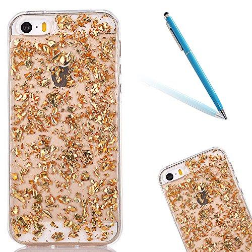 flexible-rubber-housse-pour-apple-iphone-5g-5s-se-40-cltpy-3d-creative-elegant-clair-view-case-avec-