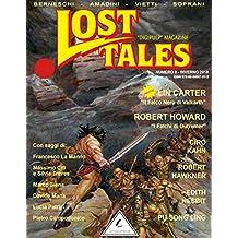 "Lost Tales n°0 - Inverno 2018: ""digipulp"" magazine"