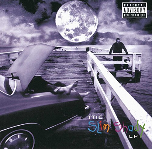 The Slim Shady LP Eminem Cd