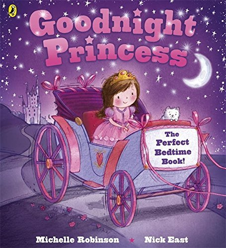 Goodnight Princess (Picture Puffins) by Michelle Robinson (2013-07-04)