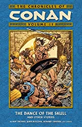 The Chronicles Of Conan Volume 11: The Dance Of The Skull And Other Stories