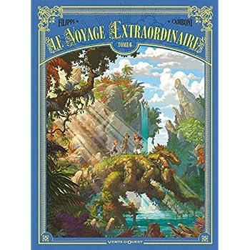 Le Voyage extraordinaire - Tome 06: Cycle 2 - Les Îles mystérieuses 3/3