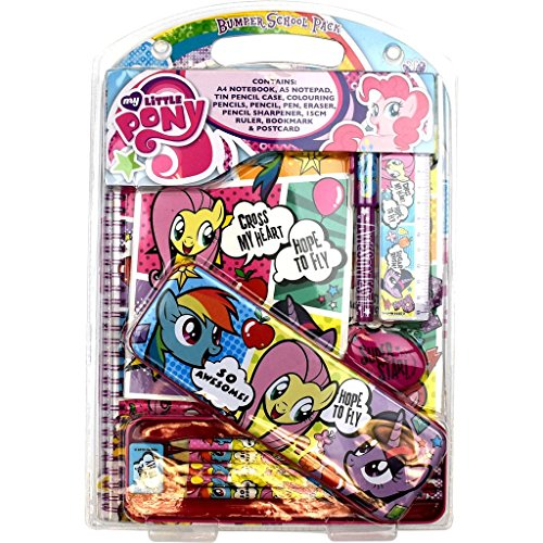 ufficiale-my-little-pony-comico-paraurti-scuola-stationery-pack-nuovi-doni-mlp