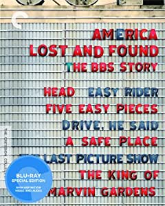 Criterion Collection: America Lost & Found: Bbs [Blu-ray] [1972] [US Import]