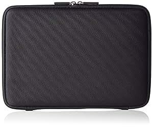 """igadgitz Hartschalentasche Hardcase tragbar aus EVA-Stoff: Etui Schutzhülle Tasche Case Hülle in Schwarz für Amazon Kindle DX Global Wireless 9.7"""" 9,7 Zoll"""
