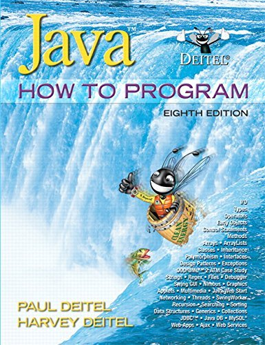 Java: How to Program, 8th Edition by Harvey M. Deitel (2009-03-27)