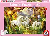 Unicorn-Forest-Childrens-Jigsaw-Puzzle,-150-Piece