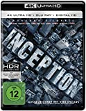 Inception (4K Ultra HD + 2D-Blu-ray) (2-Disc Version)  [Blu-ray]