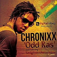 "Chronixx""Odd Ras"" Single"