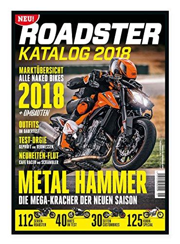 ROADSTER Katalog 2018