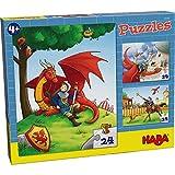 Haba 303353 Puzzles Ritter Kilian