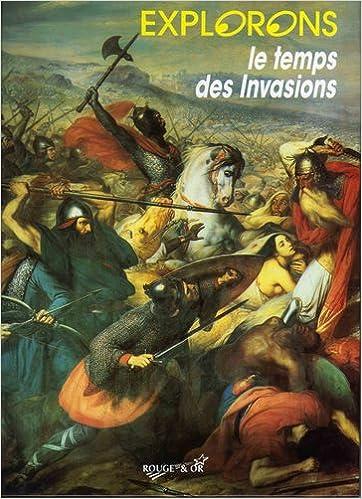 Livre Les grandes invasions pdf, epub ebook