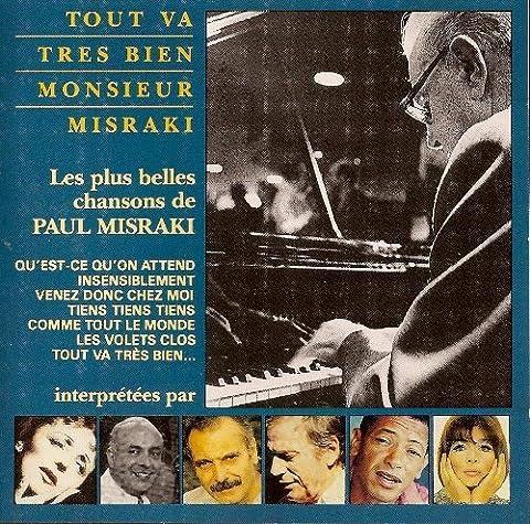 Pierre Spiers - Tout Va Tres Bien Monsieur Misraki