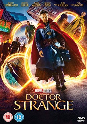 Preisvergleich Produktbild Doctor Strange DVD [UK Import]