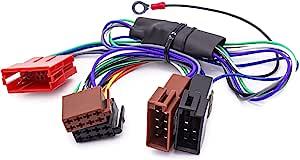 Actif Système adaptateur BOSE AUDI a2 a3 a4 a6 a8 Mini ISO Radio Adaptateur 630092