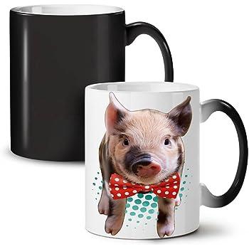 Geheimnis eines dicken Schweinen