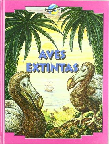 Aves extintas (Especies Extintas/ Extinct Species) por Tamara Green