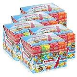Flic'n'lic Lutscher Tropical 24 Stück 336g - Doppelter Fruchtgeschmack (5er Pack)